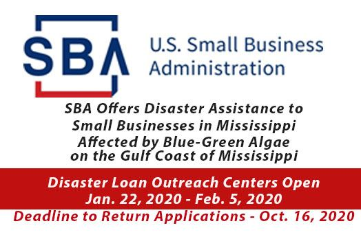 SBA Loan Applications 2020